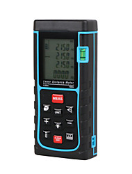 cheap -Laser Distance Meter with Bubble Level Tape Measure Device Ruler Test Tool 100M