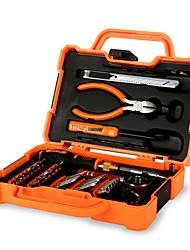 cheap -JAKEMY Portable Tools 47 in 1 Tool Boxes Tool Set Home repair Apple Samsung repair for computer repair