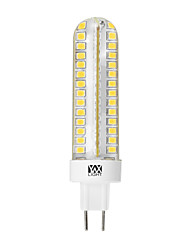 cheap -YWXLight G8.5 10W 1000LM LED Silicone Lamp / LED Corn Lights 120LED SMD 2835 Cold White / Warm White AC 220-240V