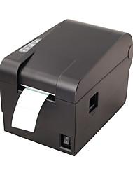 Недорогие -JEPOD Xprinter XP-235B USB Малый бизнес Офисный бизнес Принтер для этикеток 203 DPI