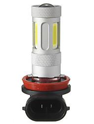 cheap -1pcs H11 Car Light Bulbs 24 W COB 1200 lm 4 LED Daytime Running Lights For All years