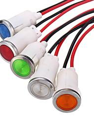 Недорогие -1pcs Проводное подключение Мотоцикл Лампы 1 Задний свет Назначение Универсальный / Mercedes-Benz / Honda Все модели Все года
