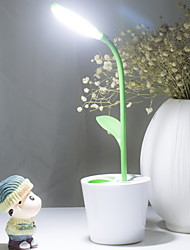 cheap -Desk Lamp Modern Contemporary For Bedroom Study Room Office Plastic <36V