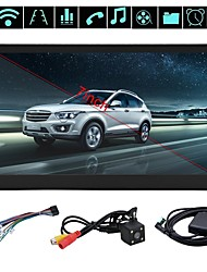 cheap -Factory OEM YYD-7010G 7 inch 2 DIN Android 8.1 In-Dash Car DVD Player GPS / WiFi / Quad Core for universal Audio / GPS / AV out Support AVI / MOV / WMV MP3 / WAV / AWB JPEG / GIF / BMP