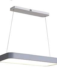 cheap -QIHengZhaoMing Geometric Pendant Light Ambient Light Electroplated Acrylic 110-120V / 220-240V