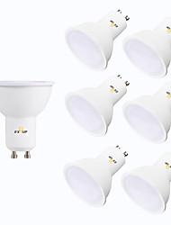 cheap -6pcs 5 W LED Spotlight 450 lm GU10 12 LED Beads SMD 2835 220-240 V 110-130 V