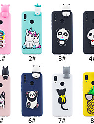 cheap -Phone Case For Huawei Back Cover Huawei P20 Huawei P20 Pro Huawei P20 lite P10 Lite P10 Huawei P9 Lite P8 Lite (2017) Huawei Honor 9 Lite Huawei Honor 8X Huawei Honor 7A Shockproof Frosted Pattern