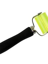 Недорогие -звукоизоляция автомобиля хлопковая пробка ударная плата конструкция прижимного ролика звукоизоляция колеса деревянная ручка силиконовый ролик