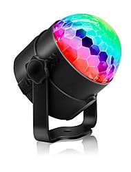 abordables -YouOKLight 1pc 3 W 3 Perles LED Lampe LED de Soirée RVB 85-265 V Commercial Maison / Bureau Chambre des Enfants