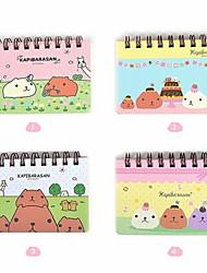cheap -Creative Notebooks / Notepads Paper 100 pcs 1 pcs