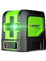 Недорогие -SNDWAY SW-311G 10M Лазерный дальномер Водонепроницаемый / Защита от пыли / Высокое качество для интеллектуального измерения дома / для инженерных измерений / для строительства