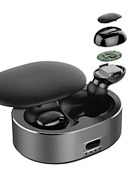 cheap -LITBest B20 TWS True Wireless Earbuds Wireless Bluetooth 5 with Microphone with Charging Box Earbud