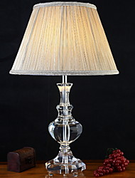 cheap -Simple Cool Table Lamp For Bedroom Crystal 220V