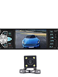 cheap -SWM 4022D+4Led camera 4 inch 2 DIN Other OS Car MP5 Player MP3 / Built-in Bluetooth / Radio for universal Support WMV / Other / MJPG MP3 / WMA / WAV JPEG / PNG / RAW / with Rear Camera / Stereo Radio