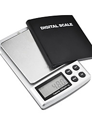 cheap -2000g/0.1g High Definition For Children Portable Electronic Kitchen Scale For Office and Teaching Home life Kitchen daily