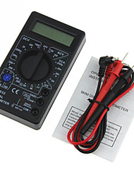 cheap -Professional DT832 Digital Multimeter LCD AC/DC Voltmeter Ampere Mete Ohm Tester Multi-function