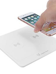 Недорогие -двойной передатчик ци беспроводное автомобильное зарядное устройство док-станция для зарядки подставка подставка для телефона х Samsung S8