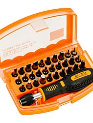 cheap -JAKEMY Portable 31 in 1 Tools Tool Set Home repair Apple Samsung repair for computer repair
