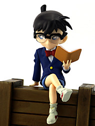 cheap -Anime Action Figures Inspired by Detective Conan Cosplay PVC(PolyVinyl Chloride) 10 cm CM Model Toys Doll Toy