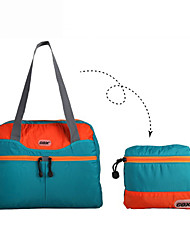 cheap -GOX 20 L Lightweight Packable Backpack Lightweight YKK Zipper Compact Wear Resistance Outdoor Yoga Travel Running Nylon Blue+Orange Gray+Green Black / Orange