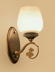 cheap -Modern Contemporary Wall Lamps & Sconces Indoor Metal Wall Light 200-240V