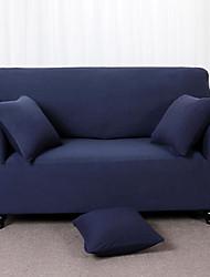 Недорогие -чехлы на диван однотонные / многоцветные / полиэстер с пигментной печатью / очень эластичные чехлы на кушетки