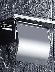 cheap -Toilet Paper Holder Premium Design / Cool Modern Stainless Steel / Iron 1pc Wall Mounted