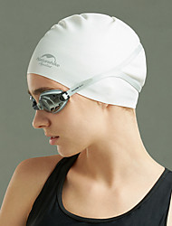 cheap -Naturehike Swim Cap for Adults Silicon Waterproof Keep Hair Dry