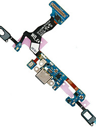cheap -Cell Phone Repair Tools Kit Backup Charging Port Flex Cable Replacement Parts S7 edge