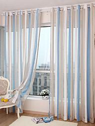 abordables -Européen Pur Un Panneau Salle de séjour   Curtains