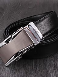 cheap -Men's Vintage Waist Belt - Solid Colored