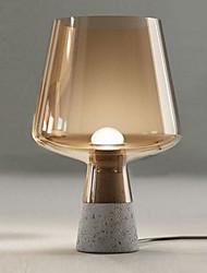 cheap -Modern Contemporary New Design Desk Lamp For Bedroom / Indoor Glass 220V