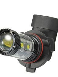 cheap -1pcs 9006 Car Light Bulbs 50 W 10 LED Fog Lights / Daytime Running Lights For All years
