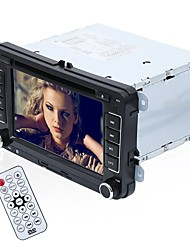 abordables -yyd-v7000 7 pouces 2 din windows ce 6.0 au tableau de bord voiture lecteur dvd gps / mp3 / commande au volant pour volkswagen rca / audio / support de sortie audio mpeg / avi / wmv mp3 / wma / wav jpe