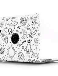 "cheap -MacBook Case Cartoon PVC(PolyVinyl Chloride) for New MacBook Pro 15-inch / New MacBook Pro 13-inch / New MacBook Air 13"" 2018"