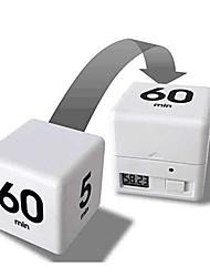 Недорогие -кухонный таймер цифрового управления временем5 / 15/30/60 минут дети таймер тренировки