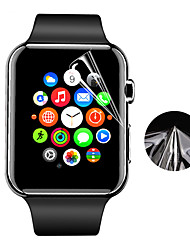 cheap -Screen Protector For Apple Watch Series 4 PET High Definition (HD) / Ultra Thin 5 pcs