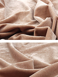 cheap -Velvet Solid Inelastic 160 cm width fabric for Special occasions sold by the 0.45m