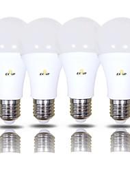 Недорогие -EXUP® 4шт 15 W Круглые LED лампы 1400 lm B22 E26 / E27 A70 42 Светодиодные бусины SMD 2835 Тёплый белый Холодный белый 220-240 V 110-130 V