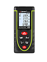 cheap -SNDWAY SW-M40A 40m Infrared distance meter Handheld / Handheld Design / Voice Broadcast for smart home measurement / for engineering measurement / for building Construction