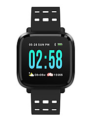cheap -Factory OEM VO420C Smartwatch Android iOS Smart Sports Waterproof Heart Rate Monitor Pedometer Call Reminder Sleep Tracker Sedentary Reminder Alarm Clock