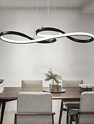 cheap -1-Light 34 cm Chandelier Metal Silica gel Sputnik Island Painted Finishes Chic & Modern Modern 110-120V 220-240V