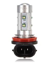 Недорогие -1pcs H11 / H8 Автомобиль Лампы 50 W 900 lm 10 Светодиодная лампа Противотуманные фары Назначение Универсальный / Volkswagen / Toyota Все года