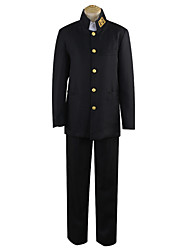 cheap -Inspired by Cosplay / Haven't You Heard? I'm Sakamoto Cookie Anime / Sakamoto Anime Cosplay Costumes Japanese Cosplay Suits Classic Long Sleeve Blouse / Top / Pants For Unisex