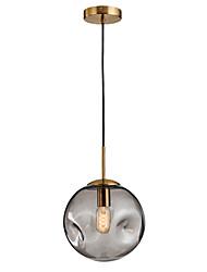 cheap -1-Light OYLYW 25 cm Mini Style / New Design Pendant Light Metal Glass Mini Electroplated Contemporary / Retro Vintage 110-120V / 220-240V