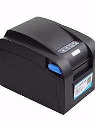 Недорогие -JEPOD Xprinter XP-358BM USB Последовательный интерфейс Малый бизнес Офисный бизнес Принтер для этикеток 203 DPI