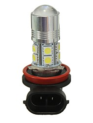 cheap -1pcs H11 Car Light Bulbs 5 W SMD 5050 10 LED Fog Lights For universal / Toyota / Benz All Models All years