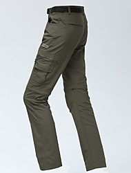 abordables -Femme Pantalons de Randonnée Pantalons convertibles Extérieur Respirable Séchage rapide Faible Frottement Résistance à l'usure Elasthanne Pantalons / Surpantalons Randonnée Activités Extérieures