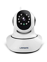 cheap -LOOSAFE F2-720 1 mp IP Camera Indoor Support / PTZ / Wireless / Remote Access / Bullet / Prime