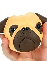 Недорогие -Резиновые игрушки Собаки Декомпрессионные игрушки Поли уретан для Все